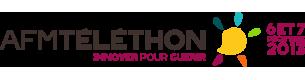 Logo AFM-Téléthon 2013